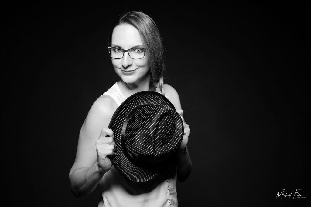Portrétní foto - Praha