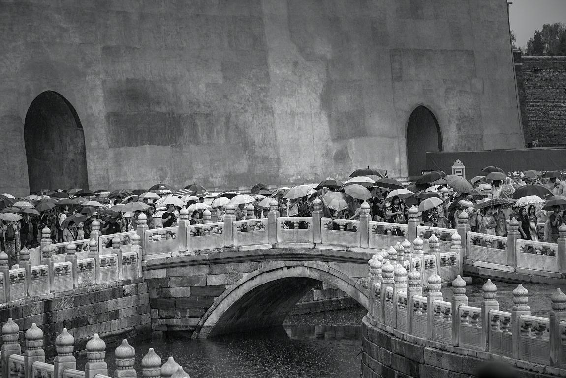 Zakázané město - Peking Čína