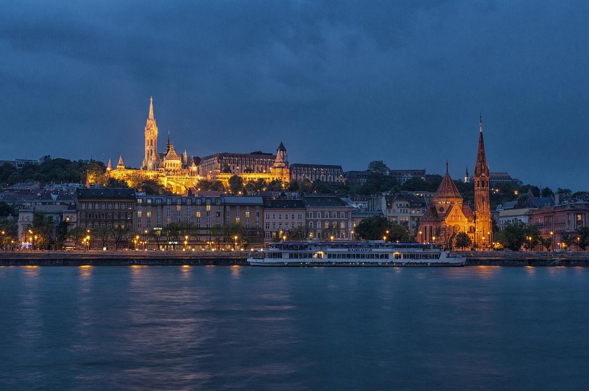 Budapest - Halászbástya