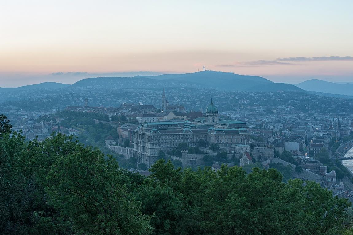 Budapest - Buda castle