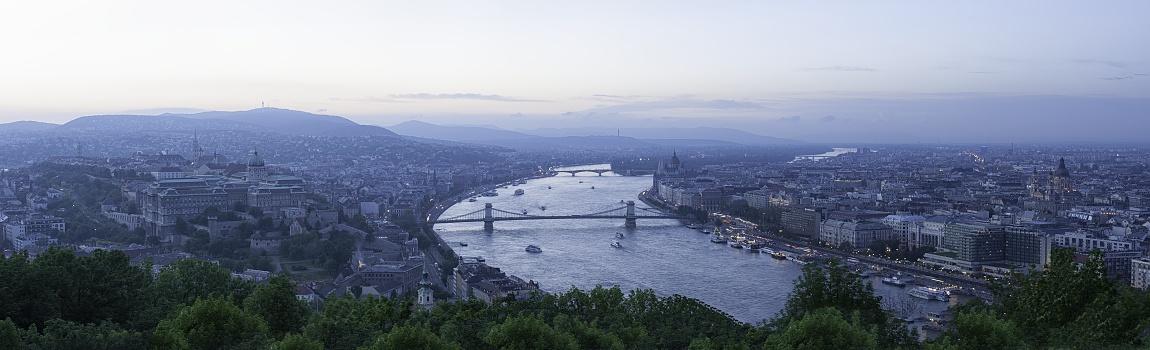 Maďarsko Budapešť
