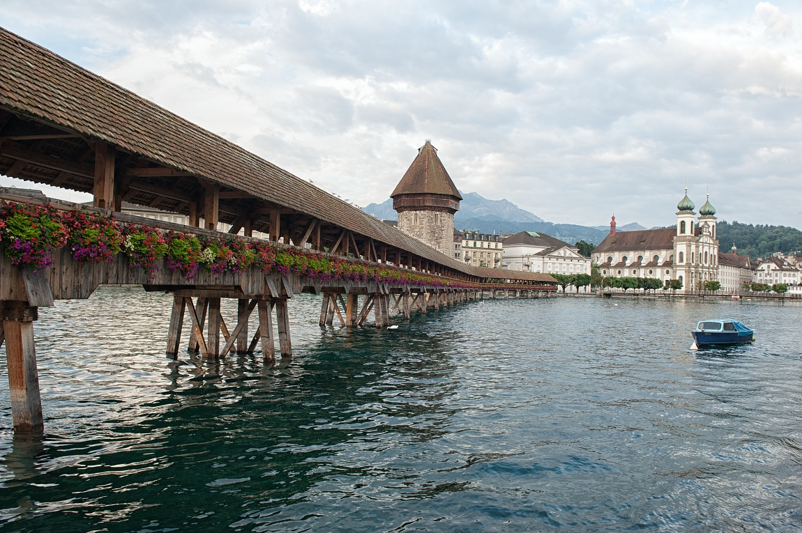 Švýcarsko Lucern