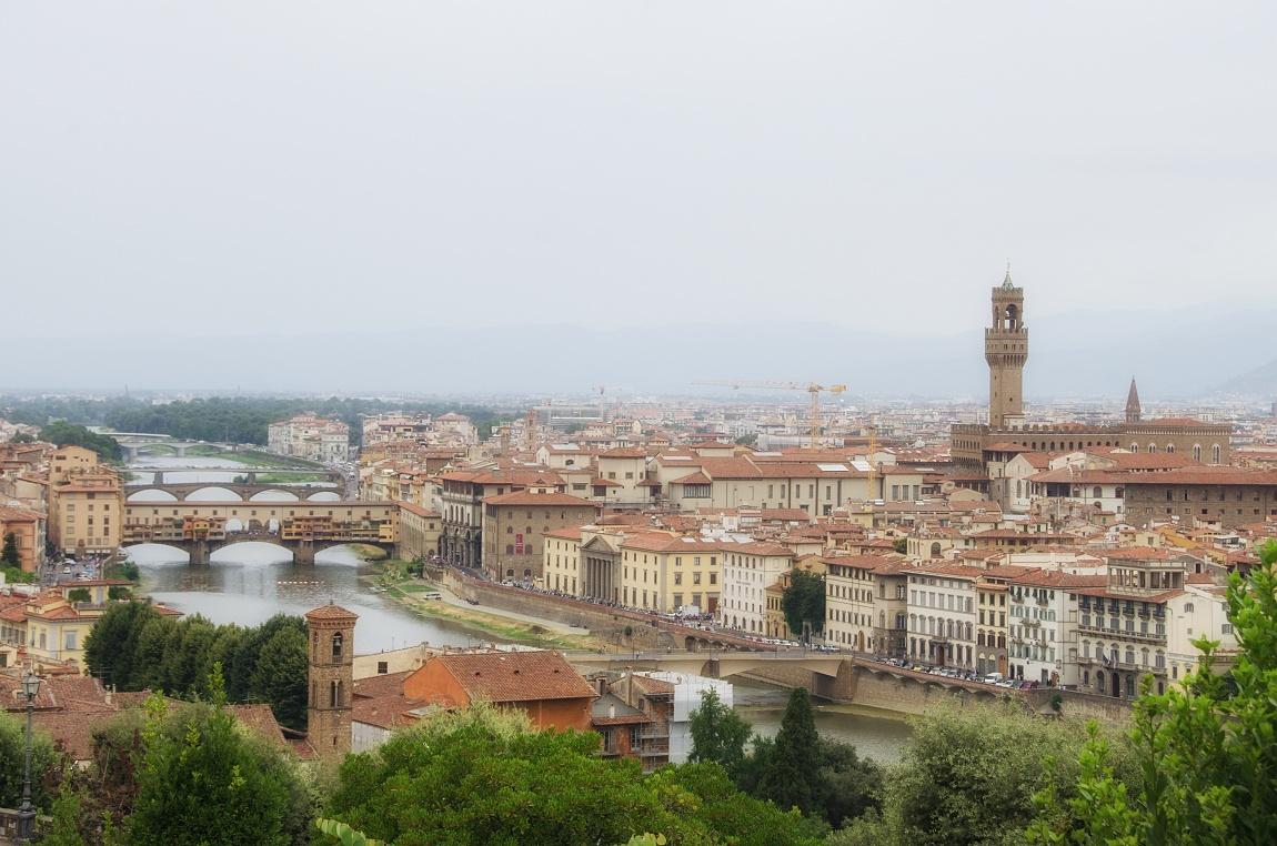 Itálie Florencie