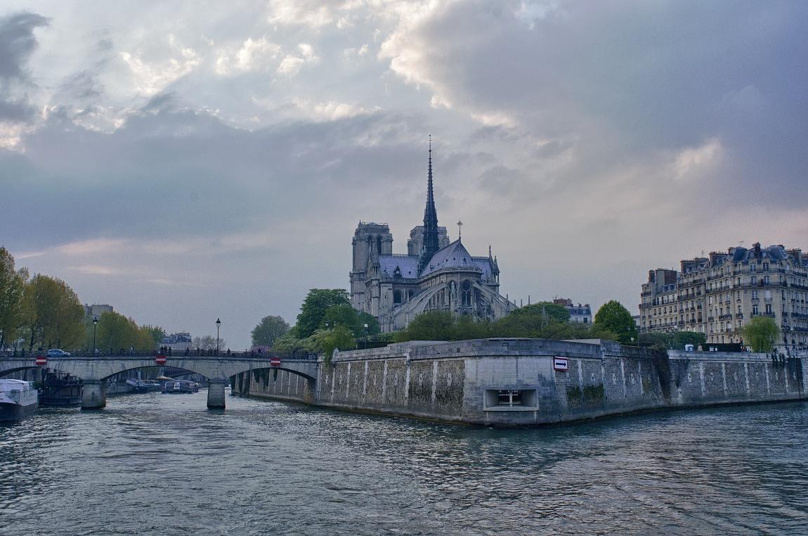Katedrála Notre-Dame - Paříž