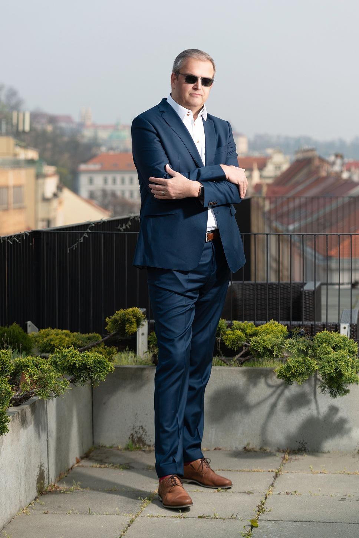 Firemní portrét Praha