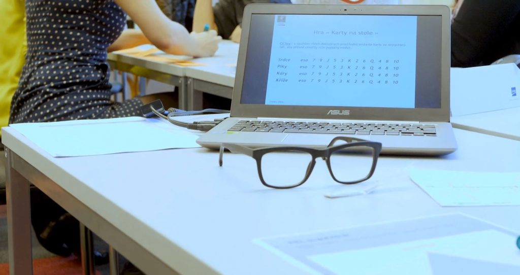 HR manažer - promo video vzdělávacího kurzu společnosti Gradua