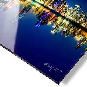 Obraz za akryl sklem